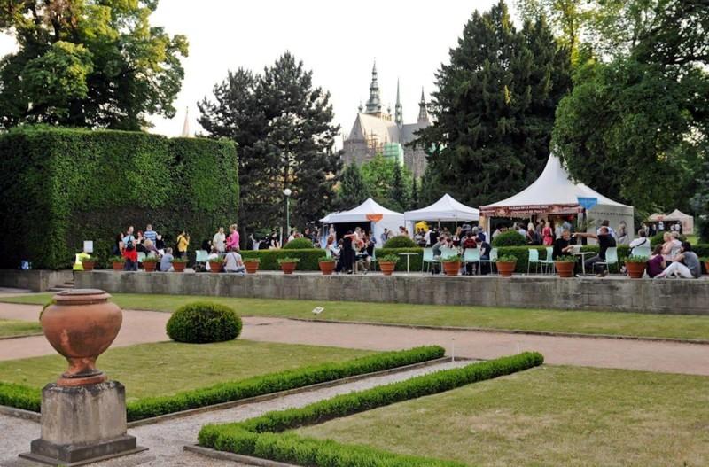 Пражский Фестиваль еды 6