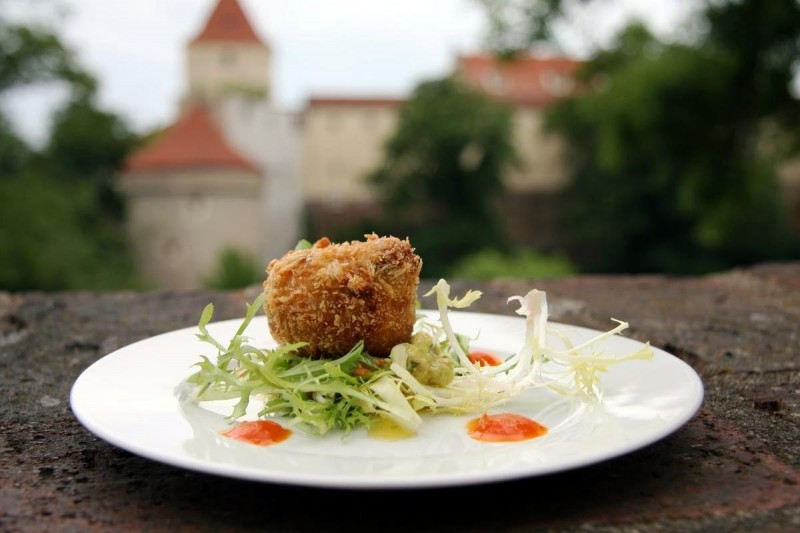Пражский Фестиваль еды