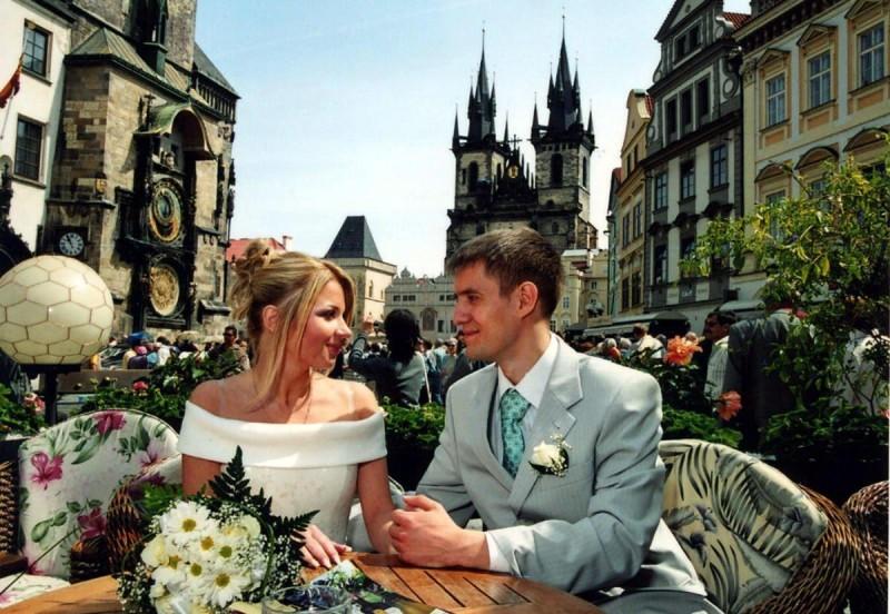 Свадебное путешествие в Прагу 5