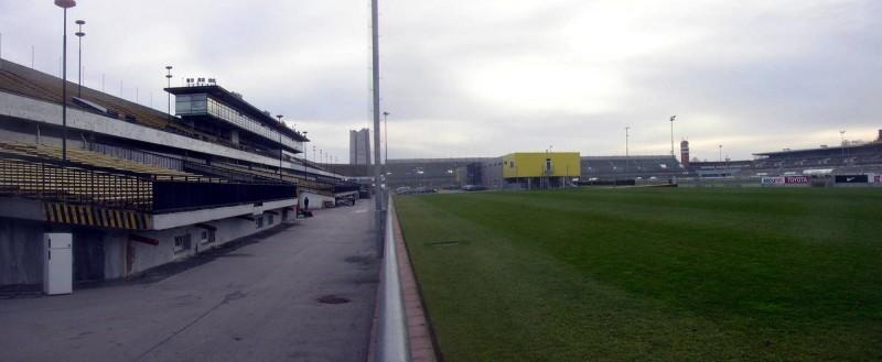 Страговский стадион 2
