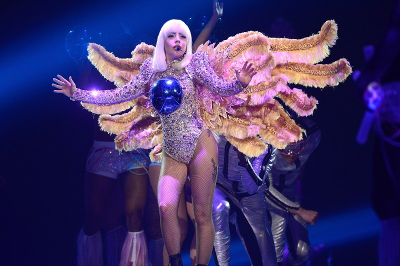 "Lady Gaga ""The ARTPOP Ball"" Tour Opener"