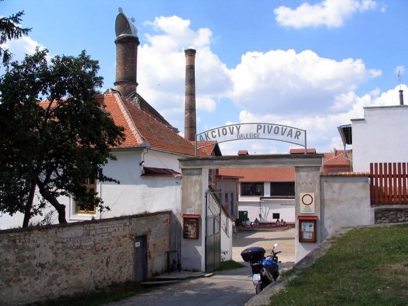 Пивоварня Далешице