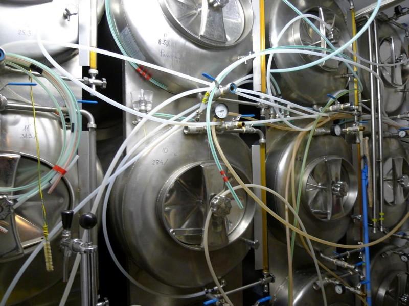 Пивоварня Моритц 2