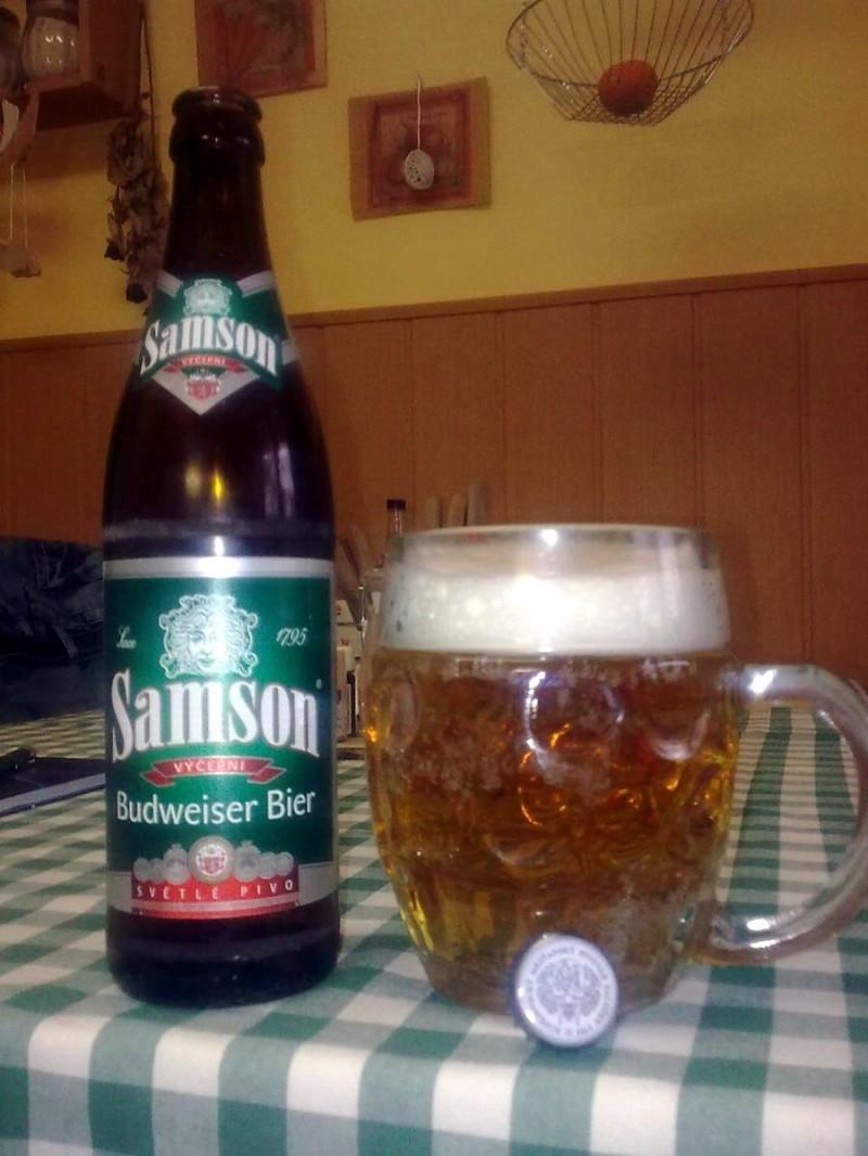 Пиво Samson