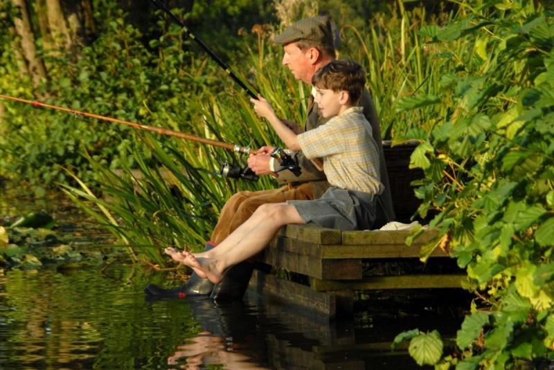 Рыбалка в Чехии 4