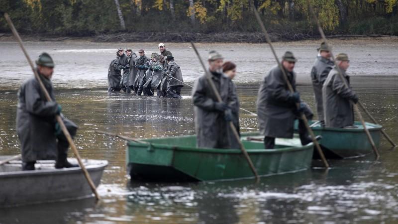 Рыбалка в Чехии 5