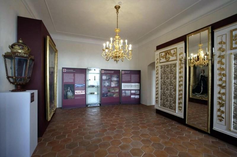Дворец Рожмберков 2