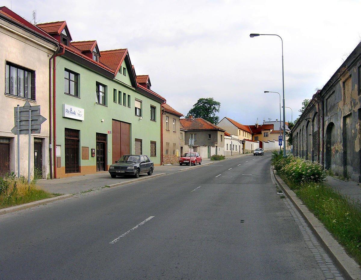 Прага 8 дяблице