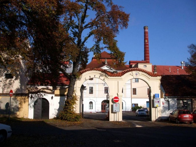 Пивоварня Кутна Гора 2