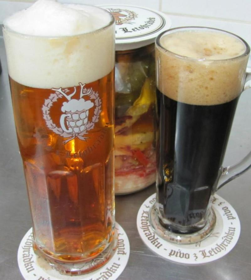 Пивоварня Летоградек 5
