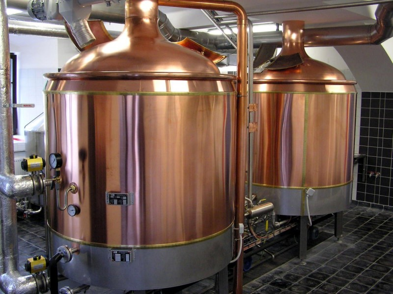 Пивоварня Пермон 2