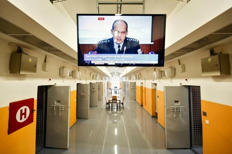 Тюрьма Панкрац 7