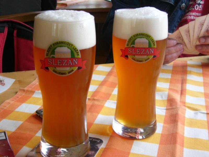 Пивоварня Слезан 2