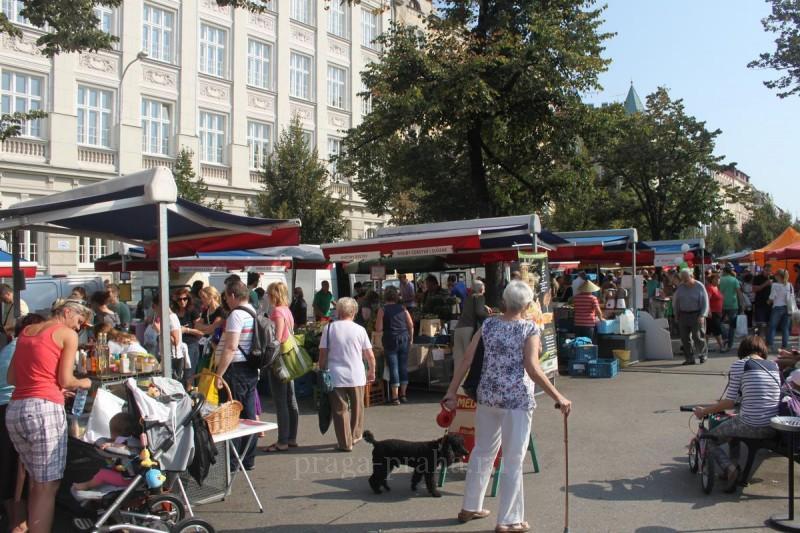 Биопродукты в Праге3