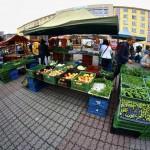 Фермерский рынок на Кубинской площади 3