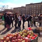 Фермерский рынок на Кубинской площади 8