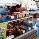Фермерский рынок на Тыловой площади 4