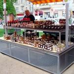 Фермерский рынок на Тыловой площади 6