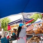 Фермерский рынок на Jiriho z Podebrad 4