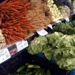 Фермерский рынок на Jiriho z Podebrad 7