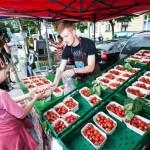 Фермерский рынок Naplavka 6