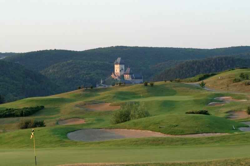 Гольф клубы Чехии 3