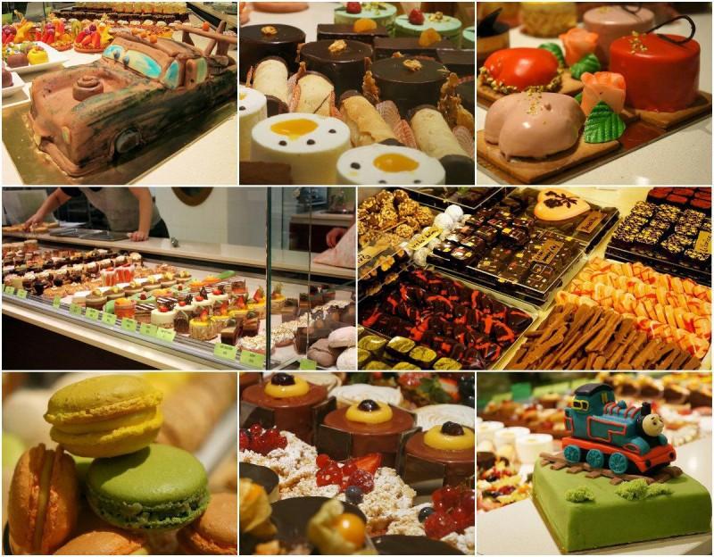 Кондитерские и пекарни в Праге
