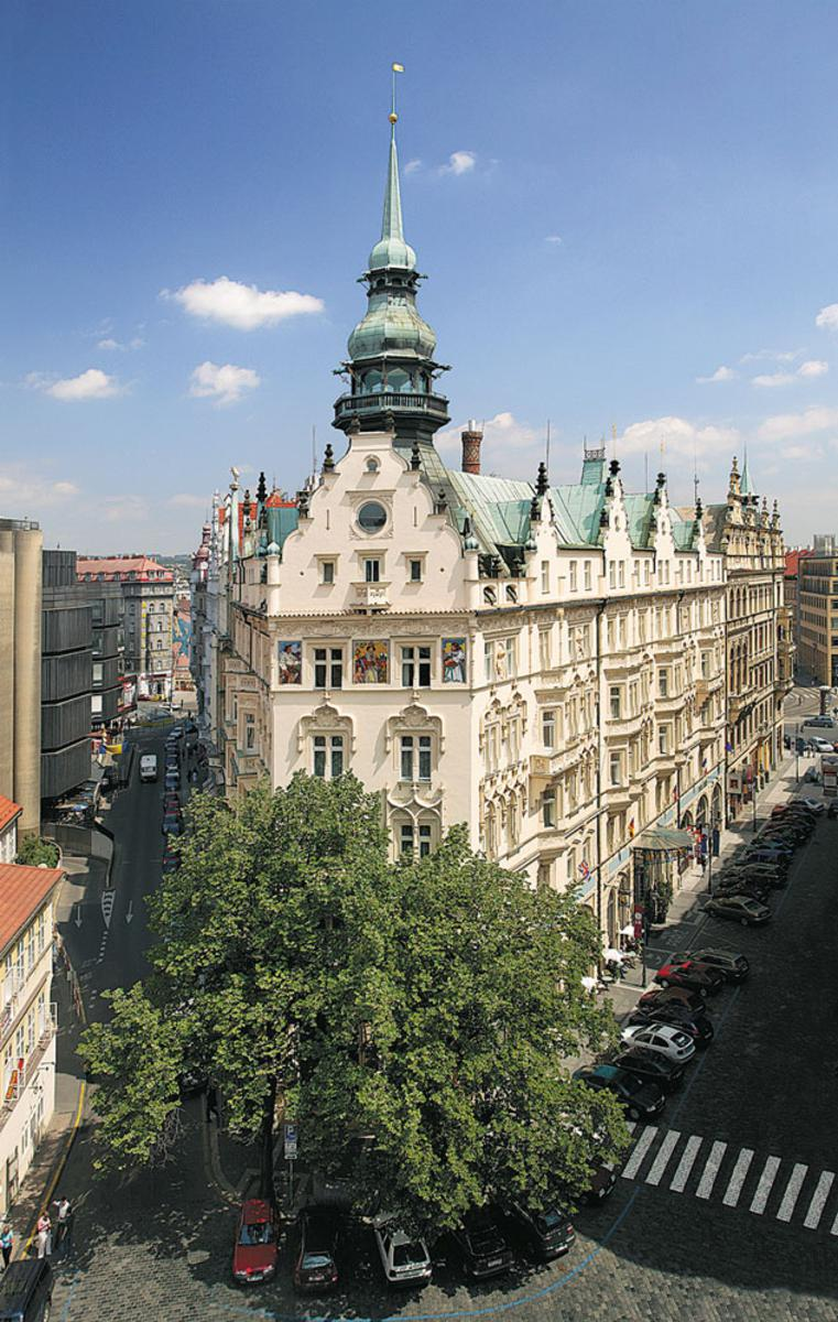 Hotel Paris Prague 2