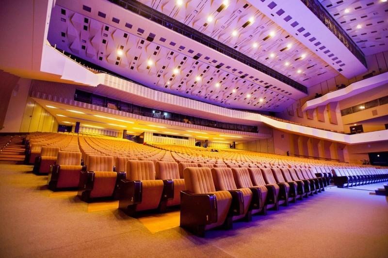Конгресс-центр 5