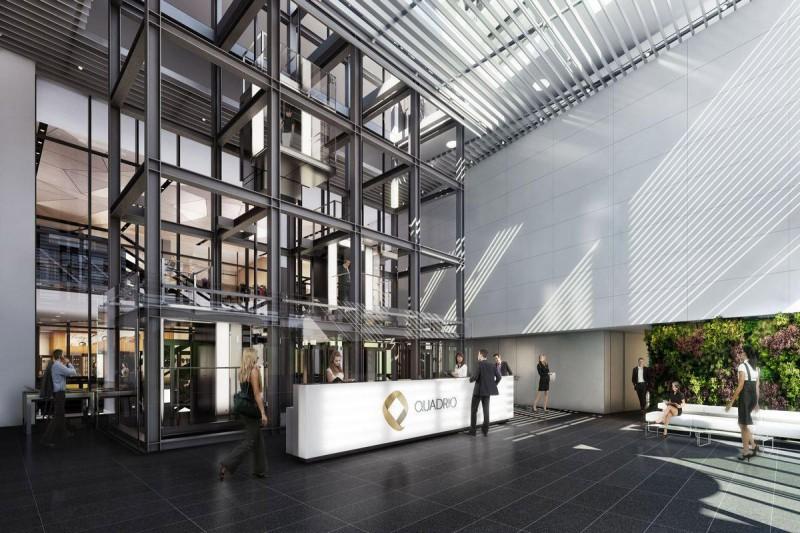 Торговый центр Quadrio 5