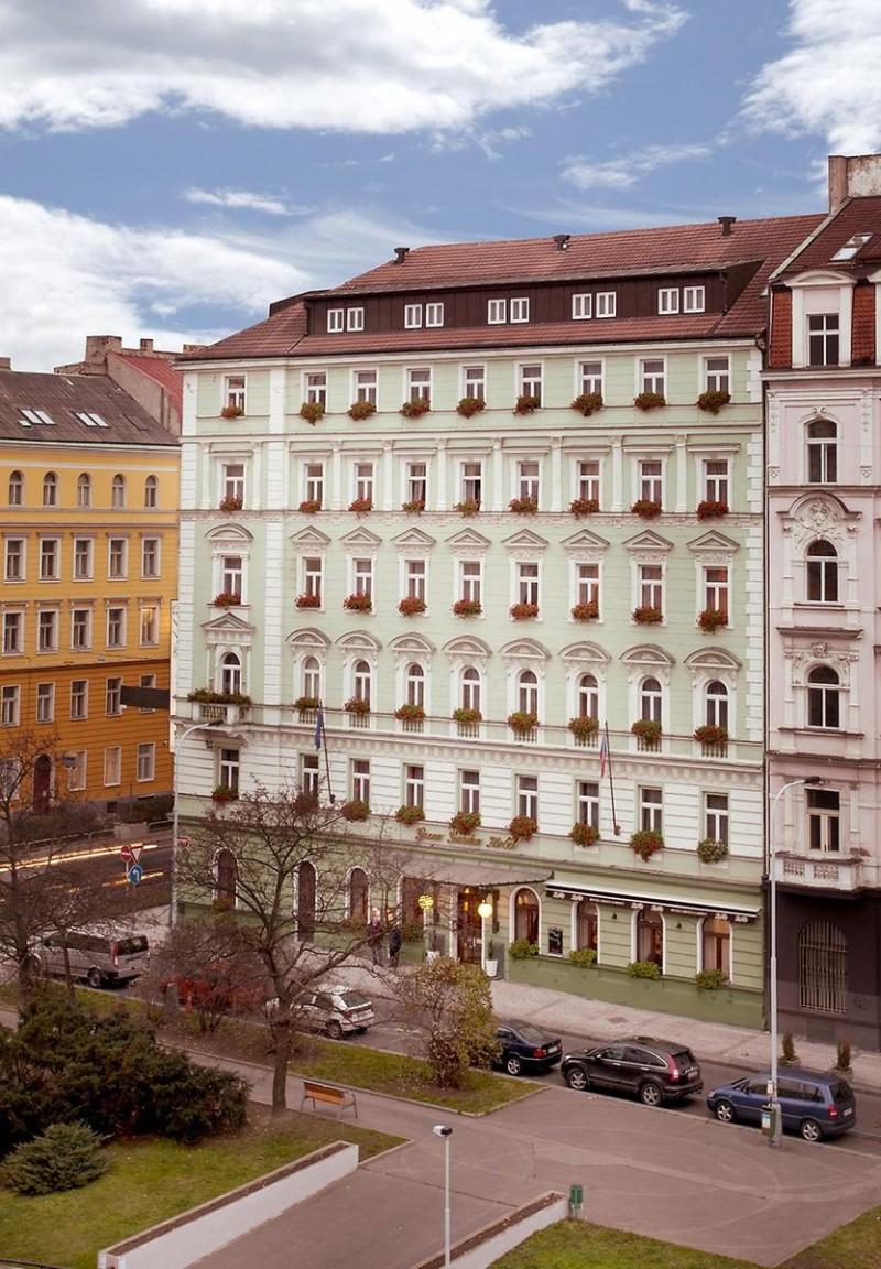 Green Garden Hotel Prague 8