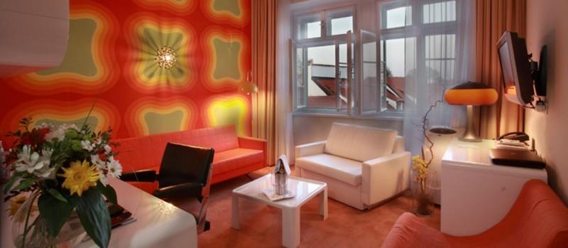 Vintage Design Hotel Sax 3