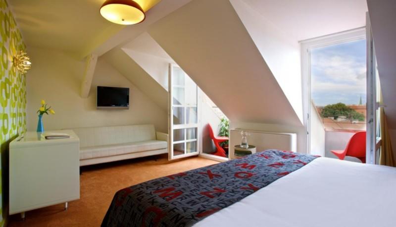 Vintage Design Hotel Sax 4