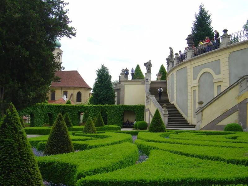 Вртбовский сад 2
