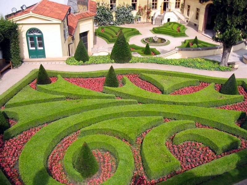Вртбовский сад 5