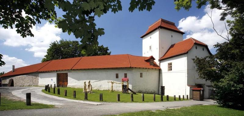 Слезско-остравский замок