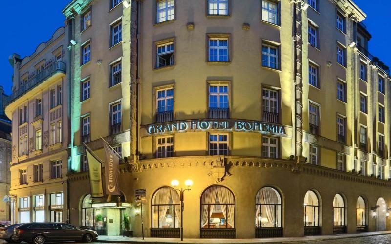 Grand Hotel Bohemia 3