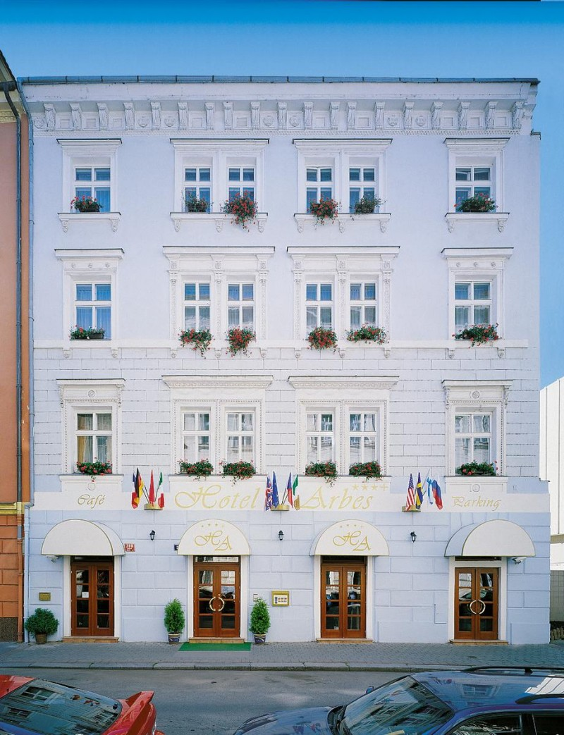 Hotel Arbes 1
