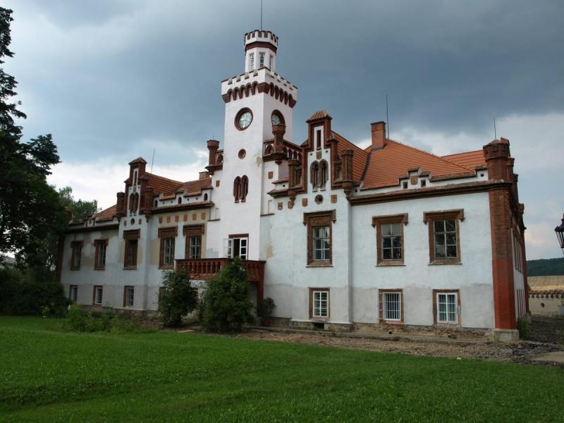 Замок Дуб 5