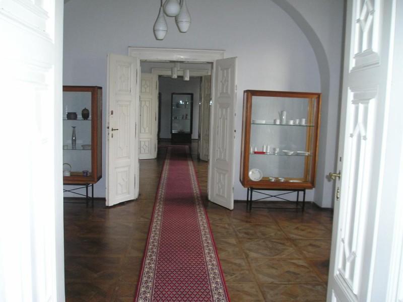 Замок Клаштерец-над-Огржи 1