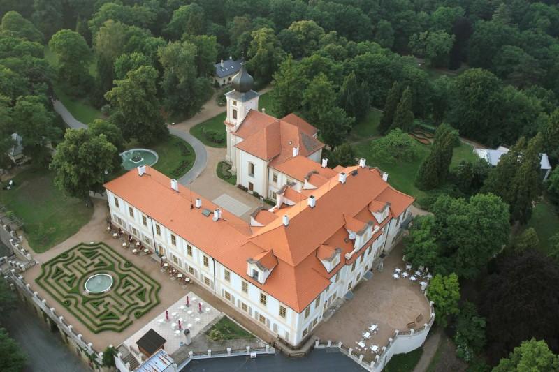 Замок Лоучень 5