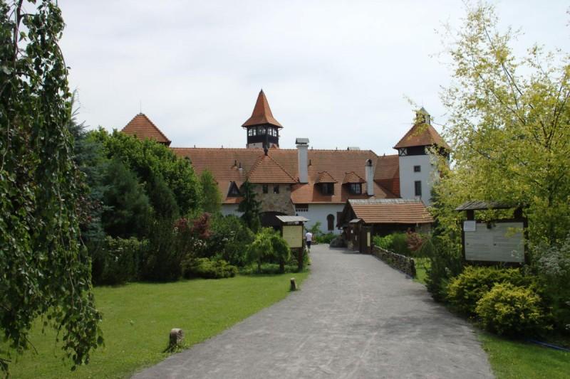 Замок Червены Уезд 3
