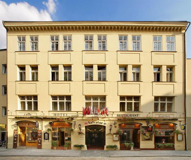 Отель Hotel Salvator 10