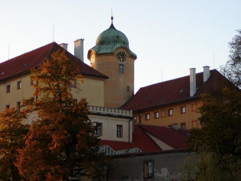 Подебрадский замок 2