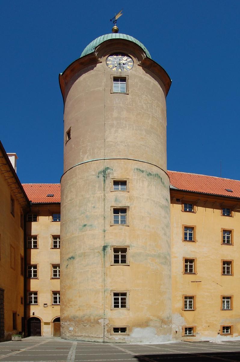 Подебрадский замок 4