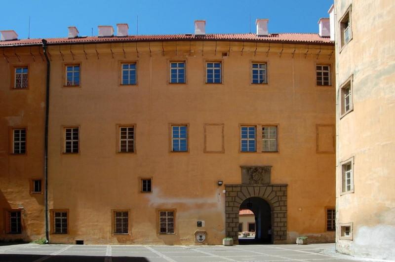 Подебрадский замок 6