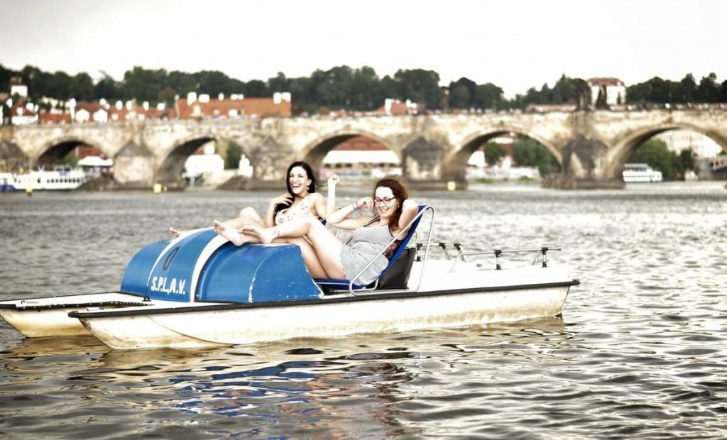 прокат лодок в воронеже