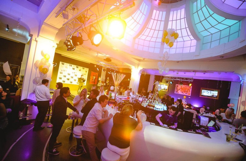 Клуб 360°Lounge Bar 2