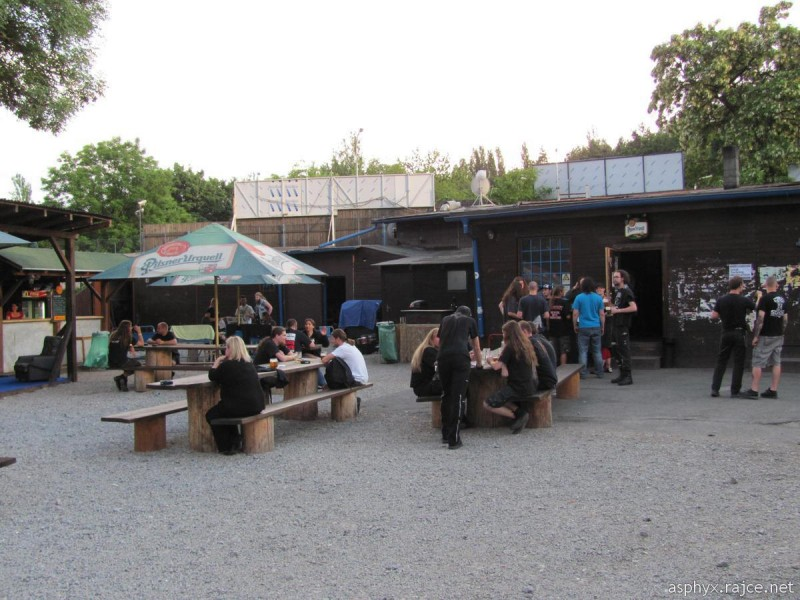 Клуб Modrá Vopice 4