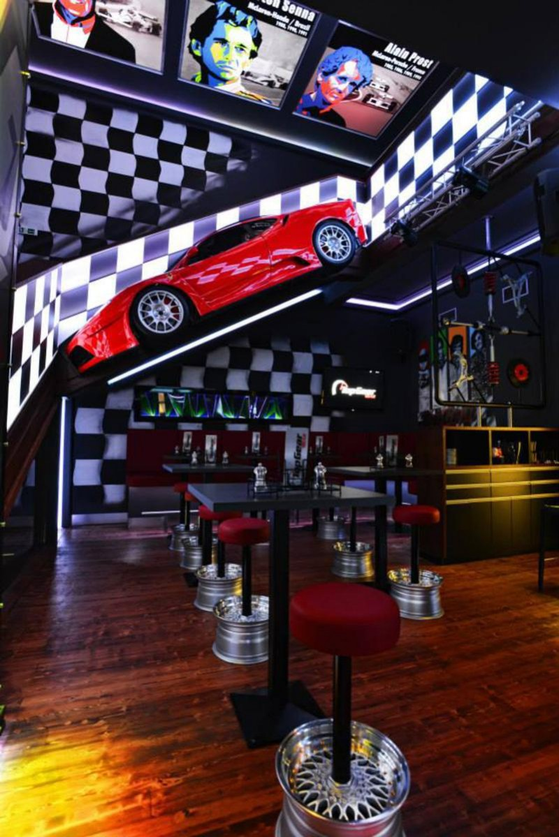 Клуб Top Gear Bar 2